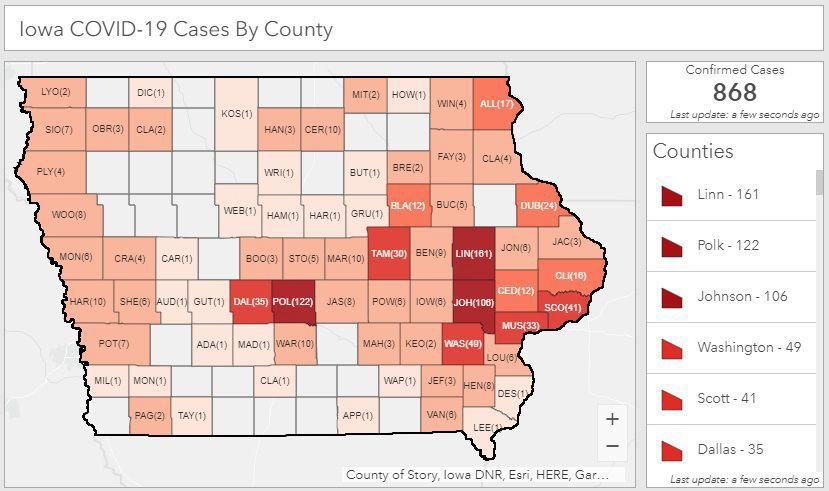 Eight More Coronavirus Deaths Amid 83 Additional Cases Local