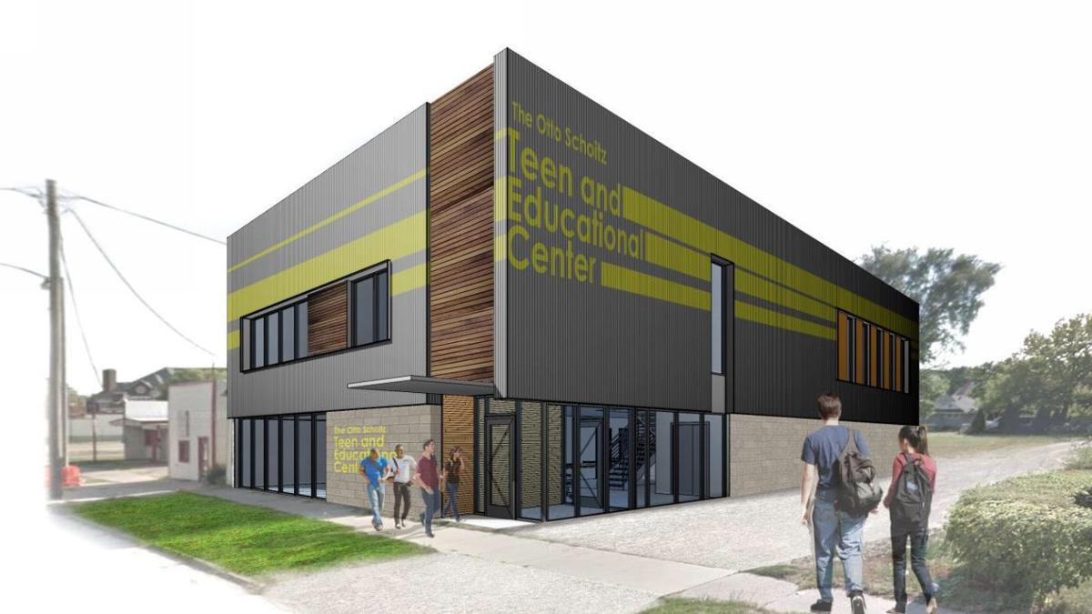 Otto Schoitz Teen and Educational Center