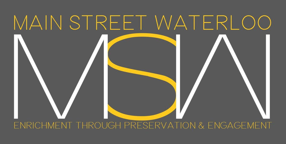Main Street Waterloo logo 2018