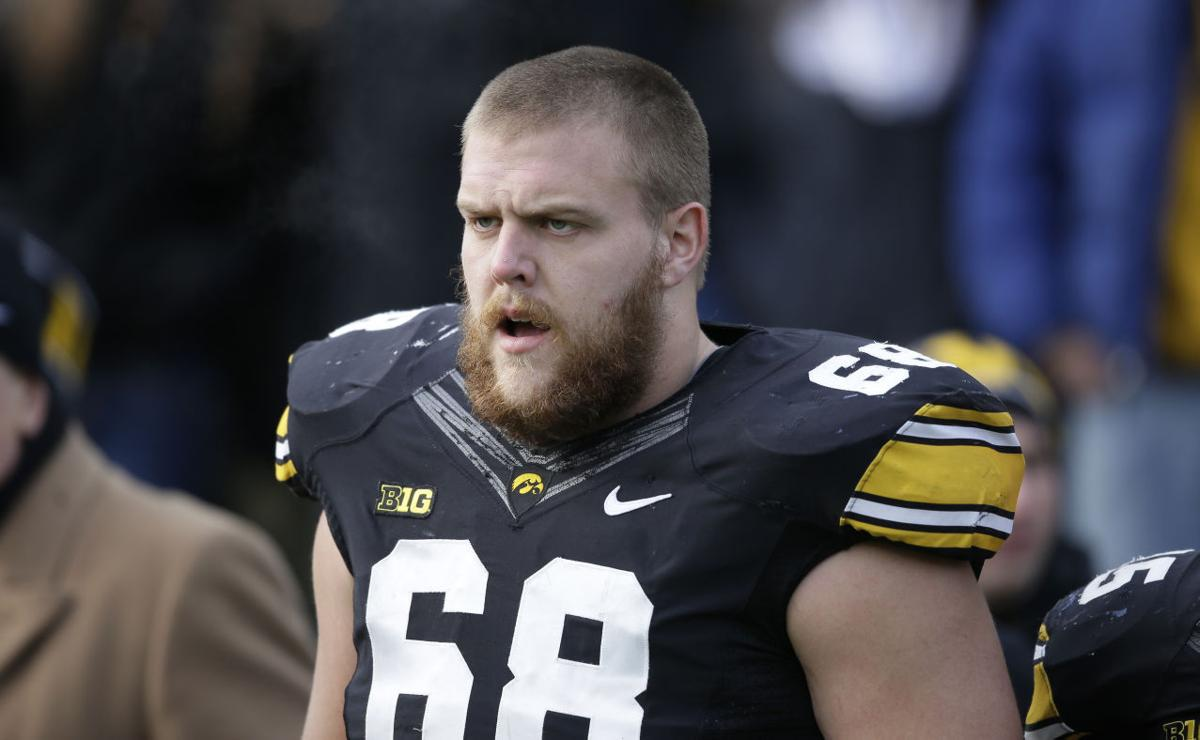 s Iowa s Brandon Scherff