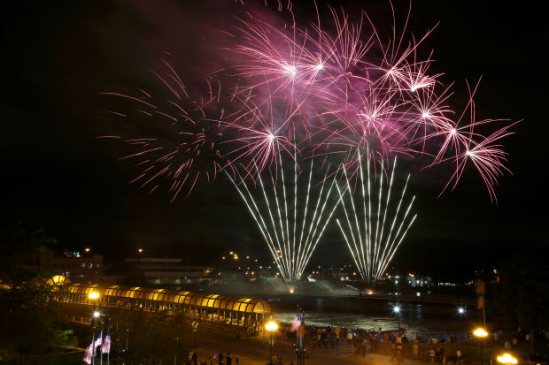 Image result for waterloo iowa mayors fireworks