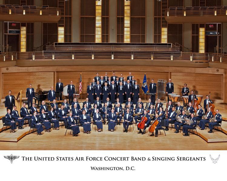 U.S. Air Force Band & Singing Sergeants