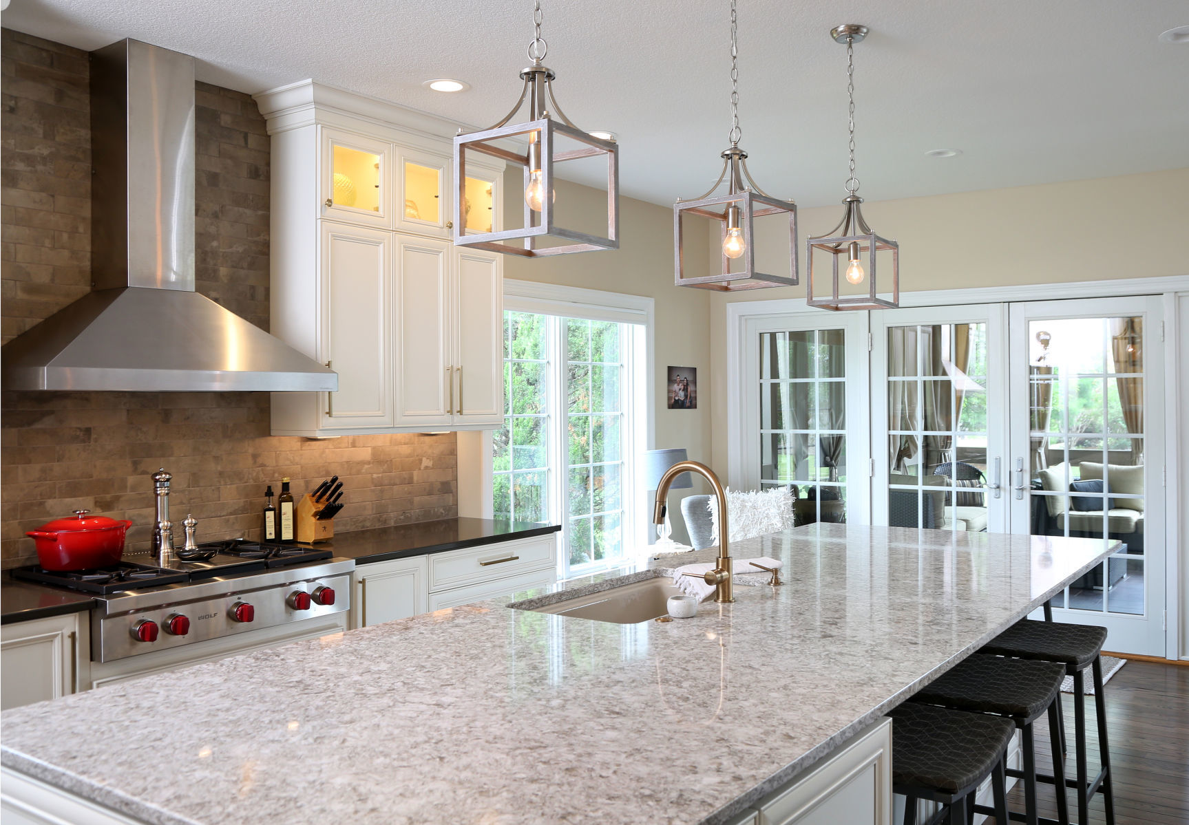 French Connection New Kitchen Design Matches Style Of House Home Wcfcourier Com