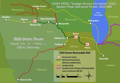 SOO Green Route