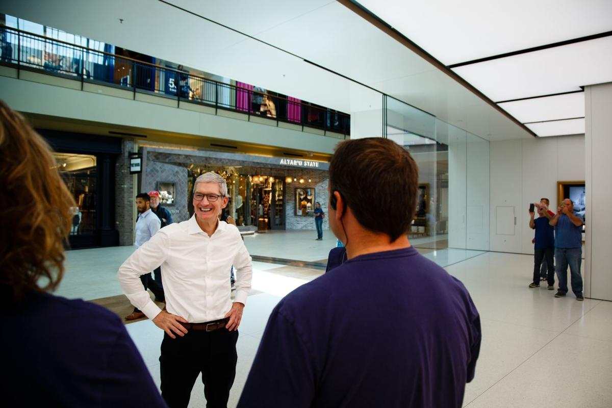 Apple Iowa Project