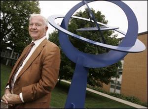 Fayette's Angel: Philanthropist from New Jersey helped keep community on the map
