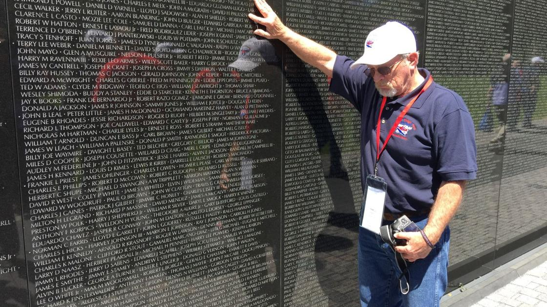 UPDATE: Vets take emotional trip to D.C.
