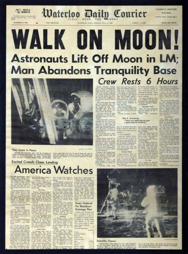 moon landing article - photo #24