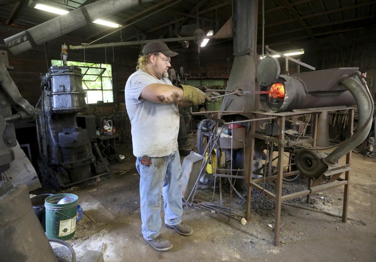 Exchange-Rural Blacksmith