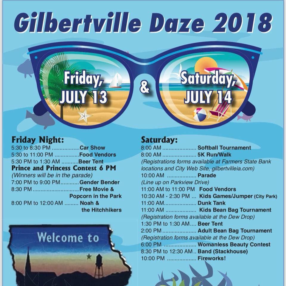 Gilbertville Daze