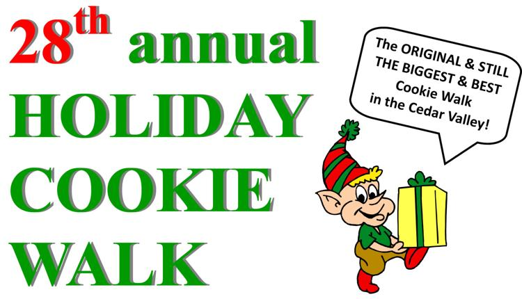 Cookie Walk - Elf Only