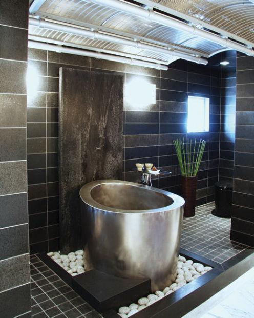 steamy spa soaker tub