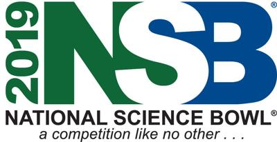 National Science Bowl 2019 logo