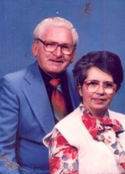 Vernon H. Arends and Sandra Arends
