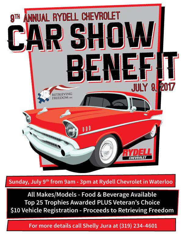Rydell Car Show