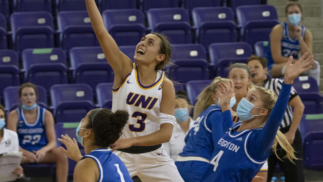 College women's basketball: UNI secures gritty win over Creighton as athletics resume on campus