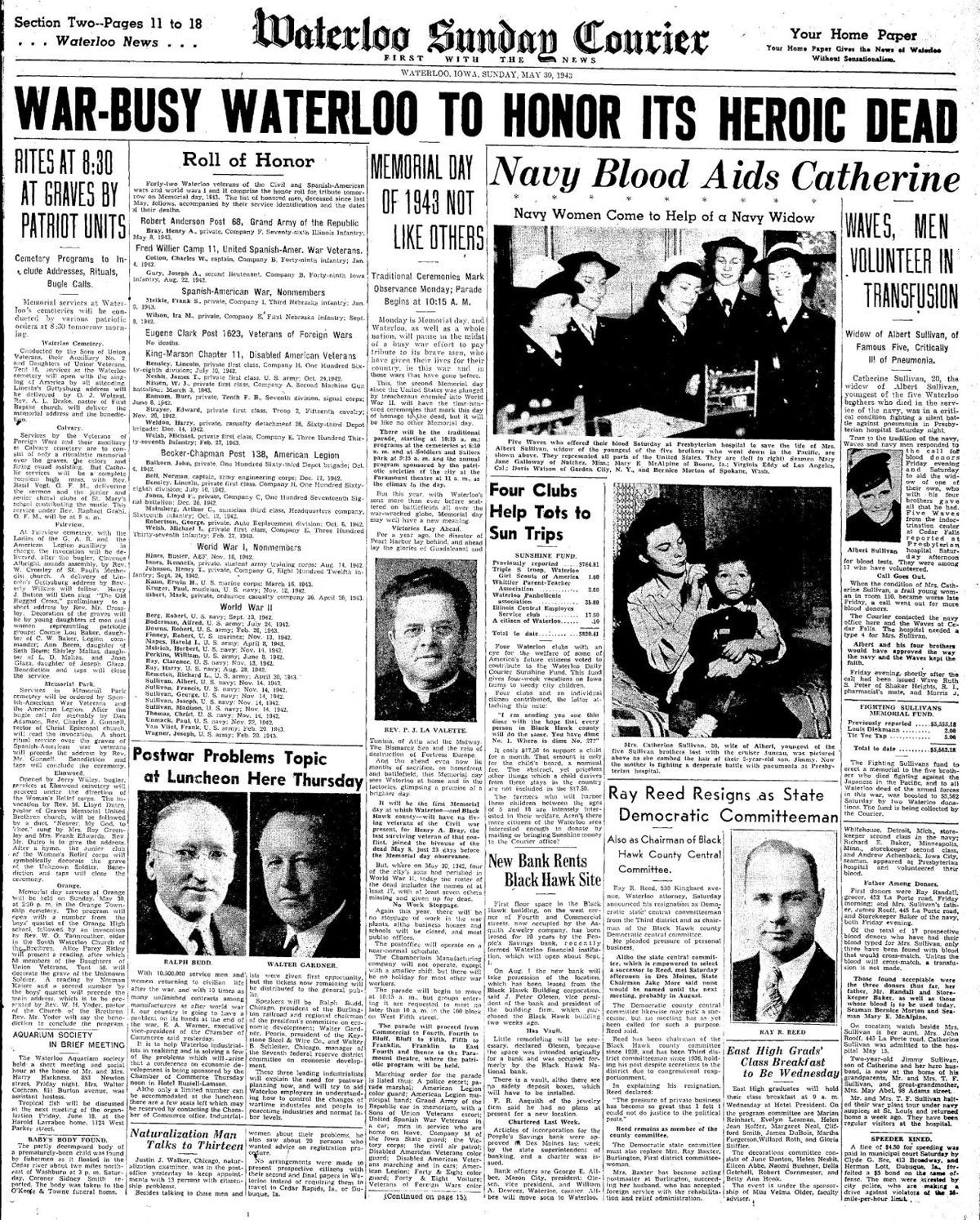 Courier May 30, 1943