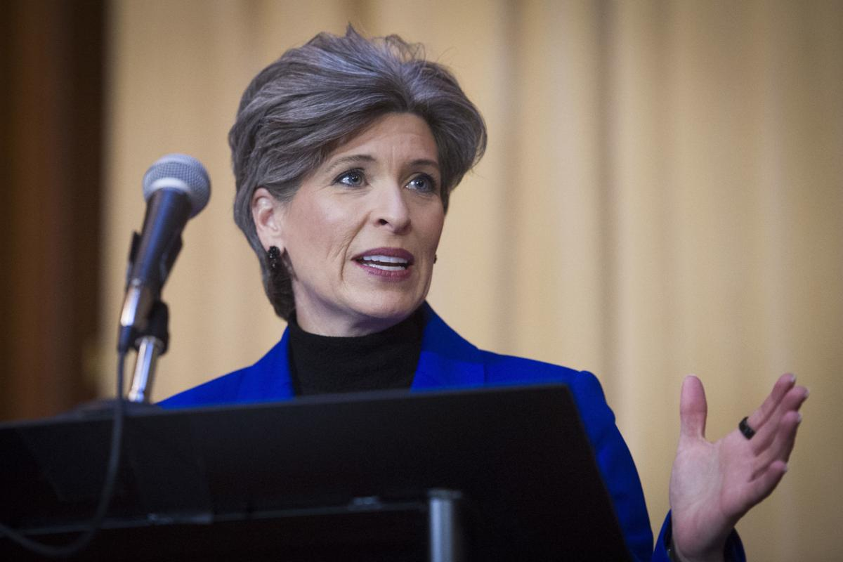 Joni Ernst Divorce