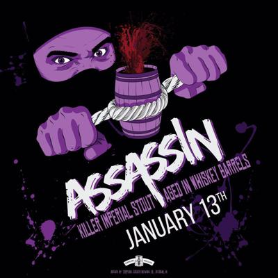 Toppling Goliath Assassin