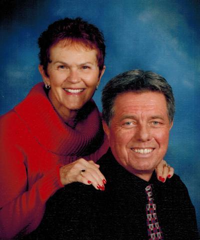 Joe and Kathy Whitinger