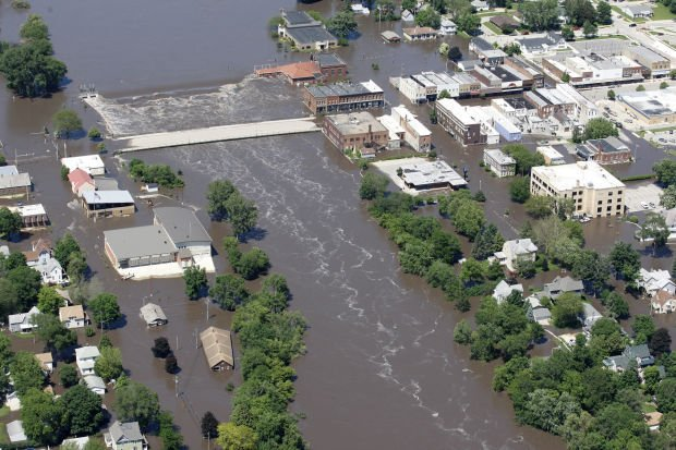 waverly no longer up a creek with record flood control project