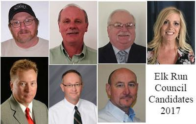 Elk Run Heights council candidates 2017