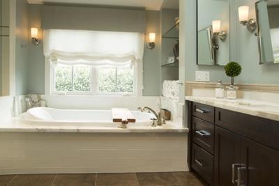 10 little ways to make your bathroom feel like a spa | Cedar Valley