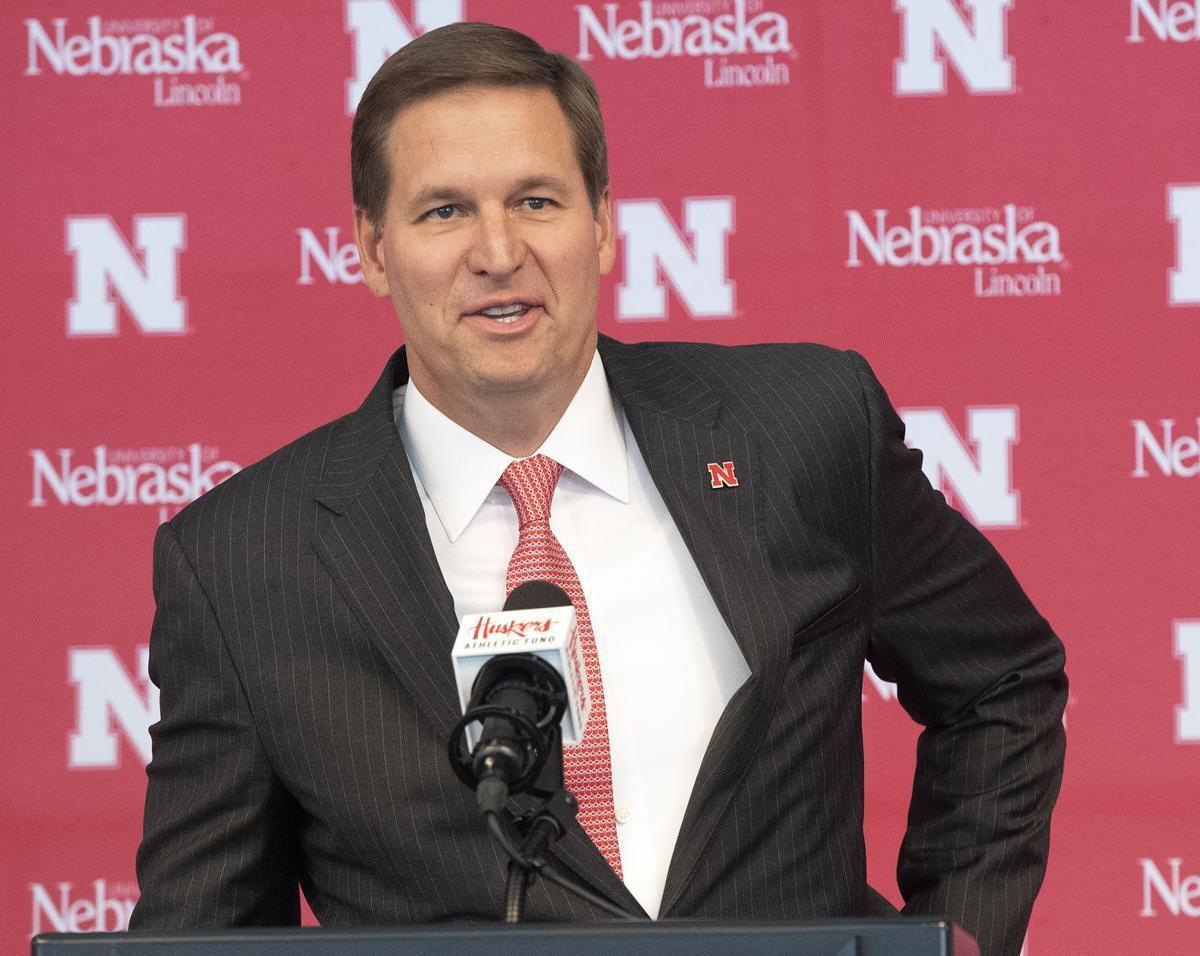 Trev Alberts named Nebraska AD