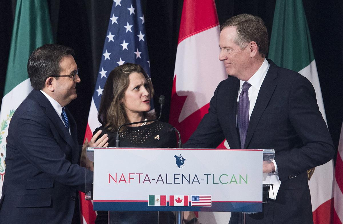 Trade NAFTA