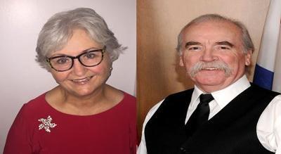 Margaret Klein and Pat Morrissey