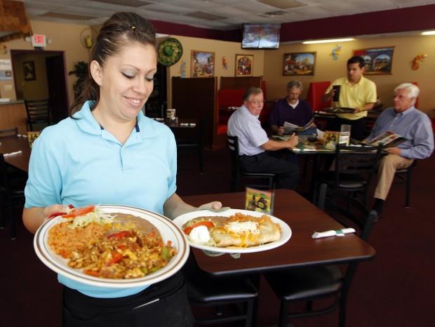 El Patron Mexican Restaurant Waterloo Iowa