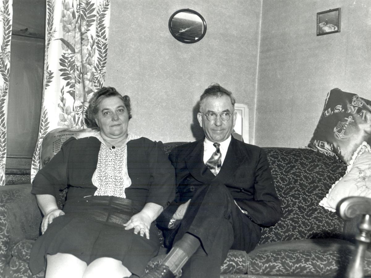Alleta and Thomas Sullivan