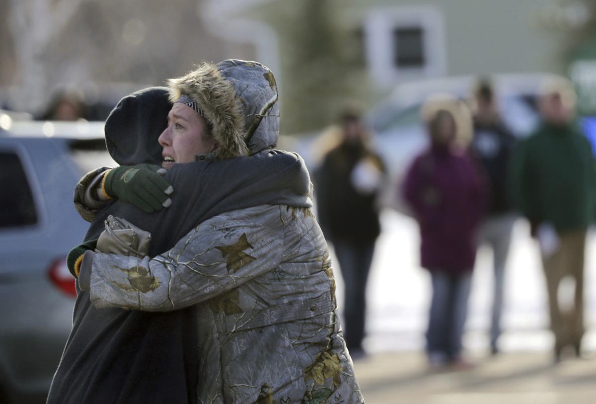 School Shooting Wisconsin