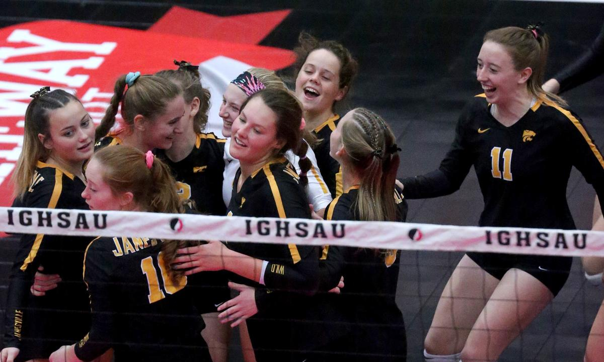 ded6811d State volleyball: Janesville shows its mettle in victory ...