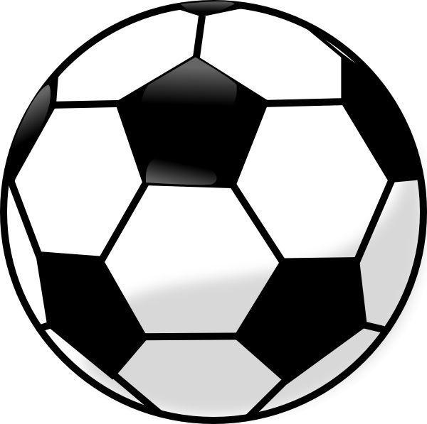 clip art soccer