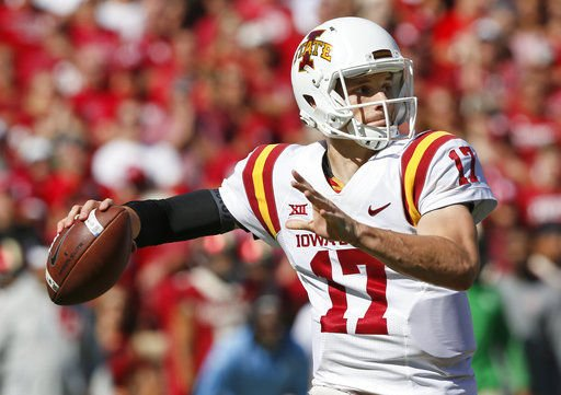 hot sale online 8fd76 50092 ISU football: Kempt in a different place this year | Iowa ...