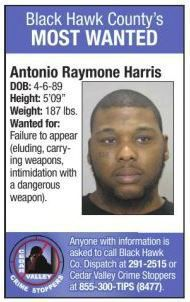 Antonio Raymone Harris