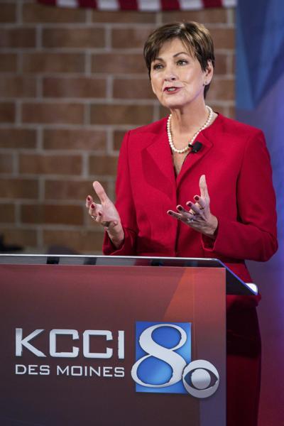 Iowa Governor Debate