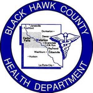 black hawk county health department logo