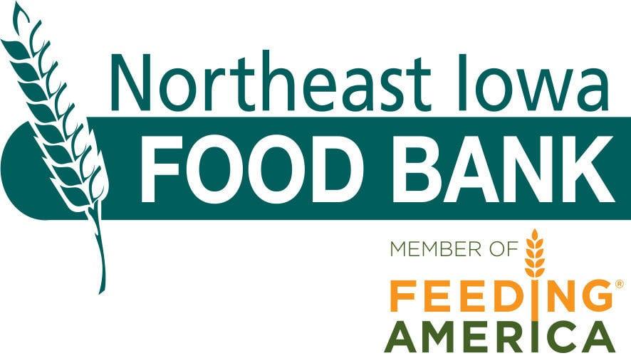 Northeast Iowa Food Bank logo NEW