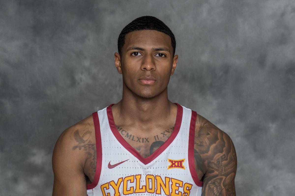 Donovan Jackson 2017-18