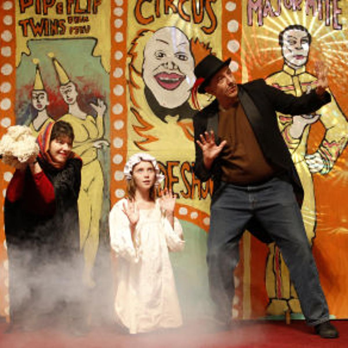 Coney Island Christmas.A Coney Island Christmas Theater Troupe To Present New