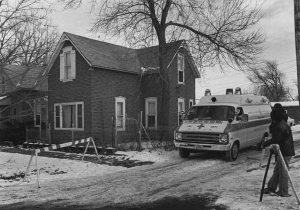 Huntbach house