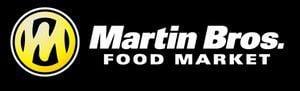 Martin Brothers  Food Market logo