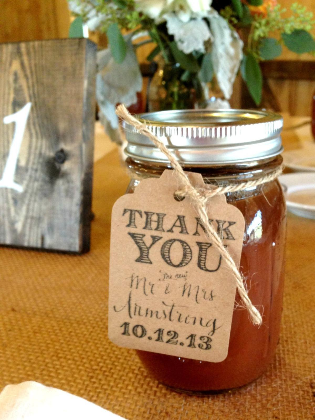 Diy Wedding Favors Get Personal Lifestyles Wcfcourier
