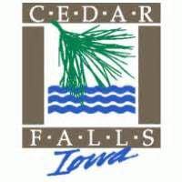cedar falls iowa logo clip art