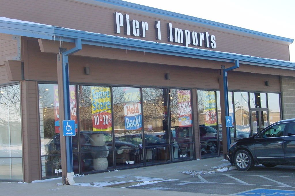 pier imports business closing closure going down wcfcourier late update february come company 2602 crossroads blvd winding operations