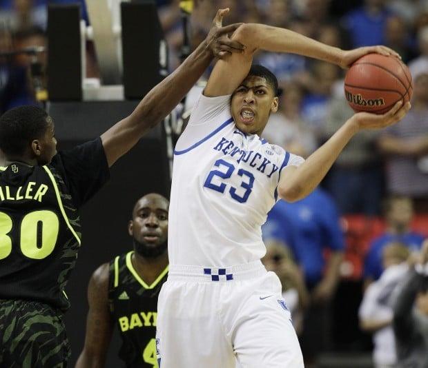 Final Four Davis Savoring Surprised At Attention At Kentucky