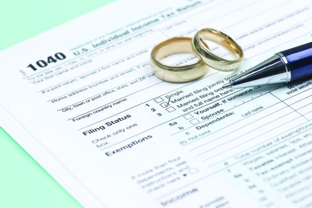 marriage and taxes