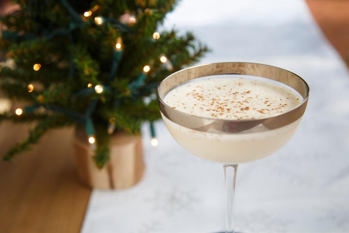 eggnog-martini